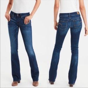 American Eagle Kick Boot BootCut Denim Jeans